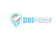 DUI Checkpoint Finder Logo - Entry #92