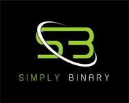 Simply Binary Logo - Entry #110