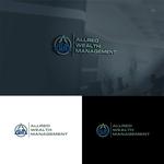 ALLRED WEALTH MANAGEMENT Logo - Entry #755