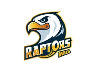 Raptors Wild Logo - Entry #200