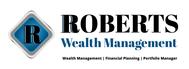 Roberts Wealth Management Logo - Entry #139