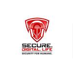 Secure. Digital. Life Logo - Entry #52