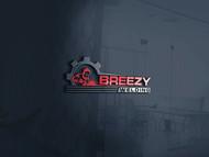 Breezy Welding Logo - Entry #288