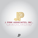 J. Pink Associates, Inc., Financial Advisors Logo - Entry #464