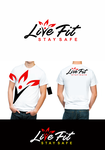 Live Fit Stay Safe Logo - Entry #243