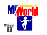 MiWorld Technologies Inc. Logo - Entry #51