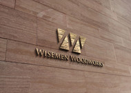 Wisemen Woodworks Logo - Entry #119