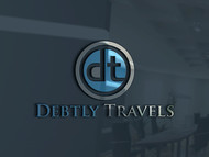 Debtly Travels  Logo - Entry #153