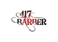 417 Barber Logo - Entry #81
