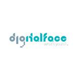 Digital Face Logo - Entry #23