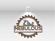 Nebulous Woodworking Logo - Entry #75