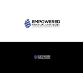 Empowered Financial Strategies Logo - Entry #226