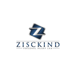 Zisckind Personal Injury law Logo - Entry #99