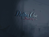 Drifter Chic Boutique Logo - Entry #210