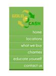 Gold2Cash Business Logo - Entry #45