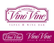 VinoVine Logo - Entry #24
