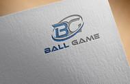 Ball Game Logo - Entry #1