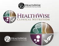 Logo design for doctor of nutrition - Entry #106