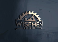 Wisemen Woodworks Logo - Entry #42