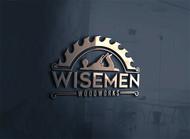 Wisemen Woodworks Logo - Entry #42