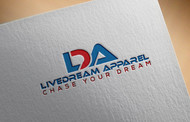LiveDream Apparel Logo - Entry #167