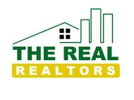 The Real Realtors Logo - Entry #111