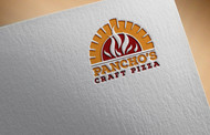 Pancho's Craft Pizza Logo - Entry #82