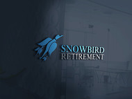 Snowbird Retirement Logo - Entry #43