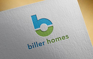 Biller Homes Logo - Entry #108