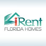 I Rent Florida Homes Logo - Entry #51