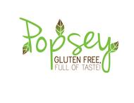 gluten free popsey  Logo - Entry #26