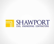 Shawport Civil Engineering Contractors Logo - Entry #35