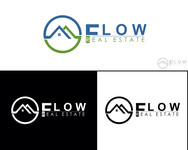 Flow Real Estate Logo - Entry #65
