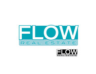 Flow Real Estate Logo - Entry #1