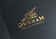 Durham Financial Centre Knights Logo - Entry #33