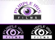 Purple Iris Films Logo - Entry #145