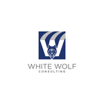 White Wolf Consulting (optional LLC) Logo - Entry #196