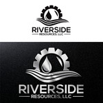 Riverside Resources, LLC Logo - Entry #56