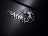 Hanko Fencing Logo - Entry #43