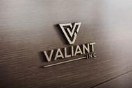Valiant Inc. Logo - Entry #417