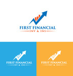 First Financial Inv & Ins Logo - Entry #29