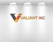 Valiant Inc. Logo - Entry #9
