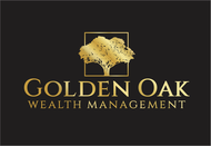 Golden Oak Wealth Management Logo - Entry #4