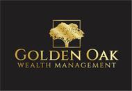 Golden Oak Wealth Management Logo - Entry #4