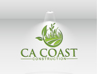CA Coast Construction Logo - Entry #270