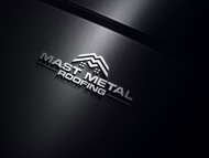 Mast Metal Roofing Logo - Entry #287