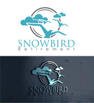 Snowbird Retirement Logo - Entry #74