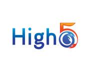 High 5! or High Five! Logo - Entry #17
