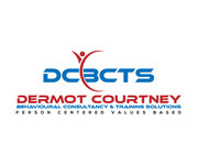 Dermot Courtney Behavioural Consultancy & Training Solutions Logo - Entry #125