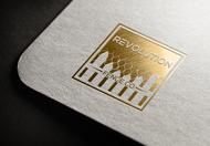 Revolution Fence Co. Logo - Entry #371